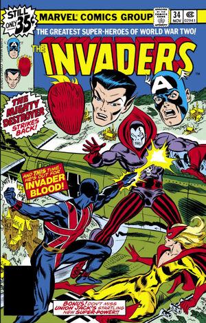 Invaders Vol 1 34