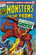 Monsters on the Prowl Vol 1 23