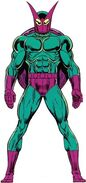 Abner Jenkins (Earth-616) from Official Handbook of the Marvel Universe Master Edition Vol 1 18 0001