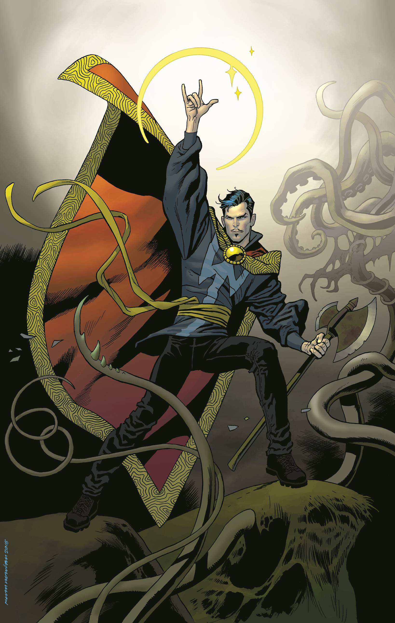 Arbeitsplatz chaos comic  Stephen Strange (Earth-616) | Marvel Database | FANDOM powered by ...