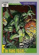 Fin Fang Foom (Earth-616) from Marvel Universe Cards Series II 0001