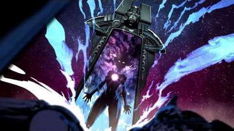 Guardians of the Galaxy & X-Men The Black Vortex Trailer