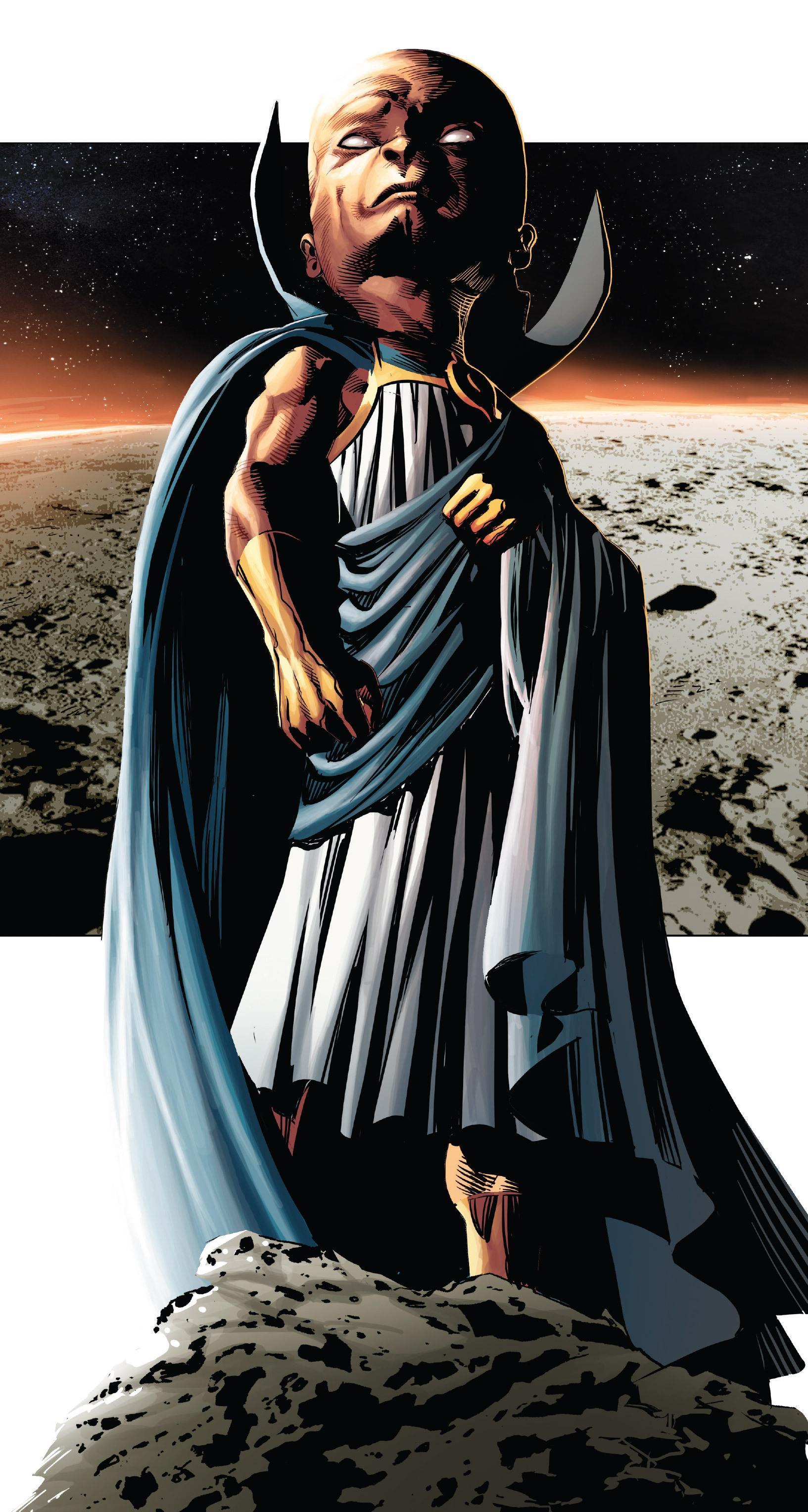 Earth 616 Deadpool Uatu Earth-616 From Original
