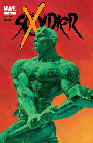 Soldier X Vol 1 5