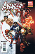 Avengers Invaders Vol 1 7 Ferry Variant