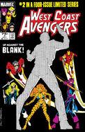 West Coast Avengers Vol 1 2