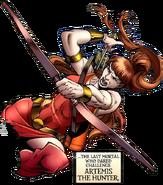 Artemis (Olympian) (Earth-616) from Incredible Hulks Vol 1 621 0001