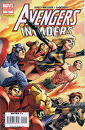 Avengers Invaders Vol 1 4 Davis Variant