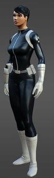 Maria Hill (Earth-TRN258) Marvel Heroes (video game)