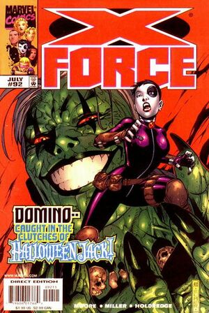 X-Force Vol 1 92