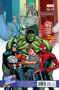 Avengers Vol 5 36 Anti-Bullying Variant