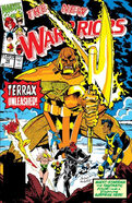 New Warriors Vol 1 16