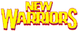 New Warriors Vol 3 Logo