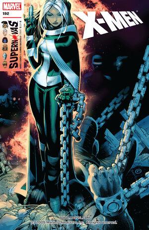 X-Men Vol 2 192