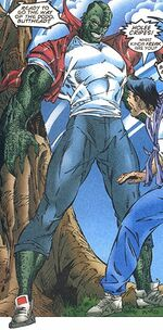 Adam Berman (Earth-616) from X-Men Unlimited Vol 1 16