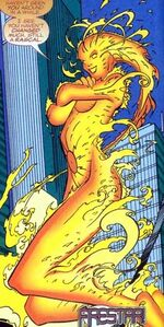 Angelica Jones (Earth-1298) from Mutant X Annual Vol 1 1999 0001