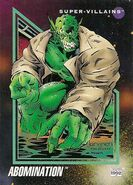 Emil Blonsky (Earth-616) from Marvel Universe Cards Series III 0001
