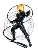 Johnathon Blaze (Earth-30847) from Marvel vs Capcom 3 Fate of Two Worlds 0001