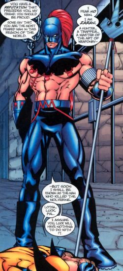 Maximillian Zaran (Earth-616) from Wolverine Vol 2 158 0002