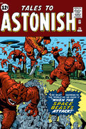 Tales to Astonish Vol 1 29