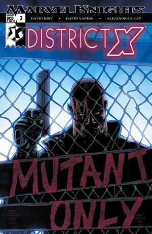 District X Vol 1 3