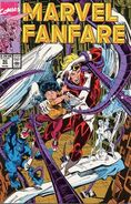 Marvel Fanfare Vol 1 50