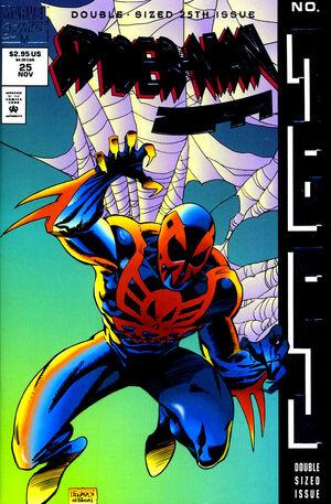 Spider-Man 2099 Vol 1 25