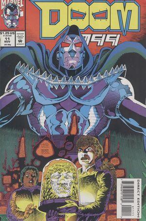 Doom 2099 Vol 1 11
