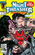 Night Thrasher Four Control Vol 1 2