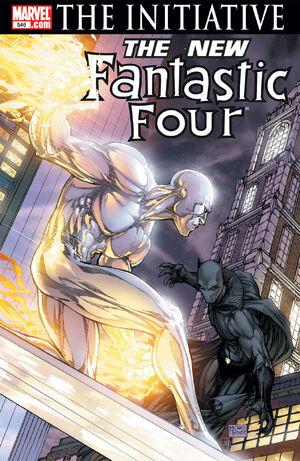 Fantastic Four Vol 1 546