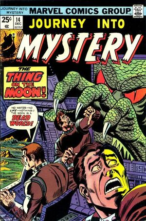 Journey into Mystery Vol 2 14