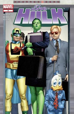 She-Hulk Vol 1 8