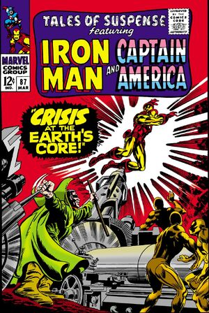 Tales of Suspense Vol 1 87