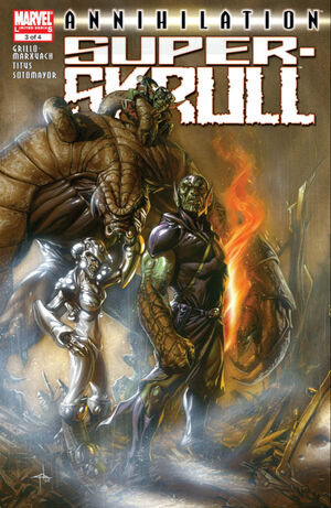 Annihilation Super-Skrull Vol 1 3