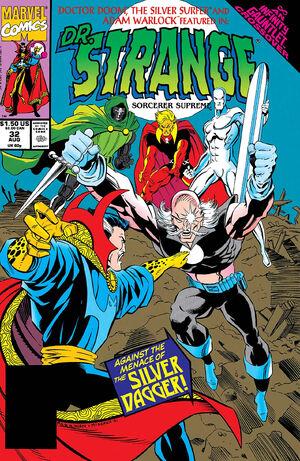 Doctor Strange, Sorcerer Supreme Vol 1 32