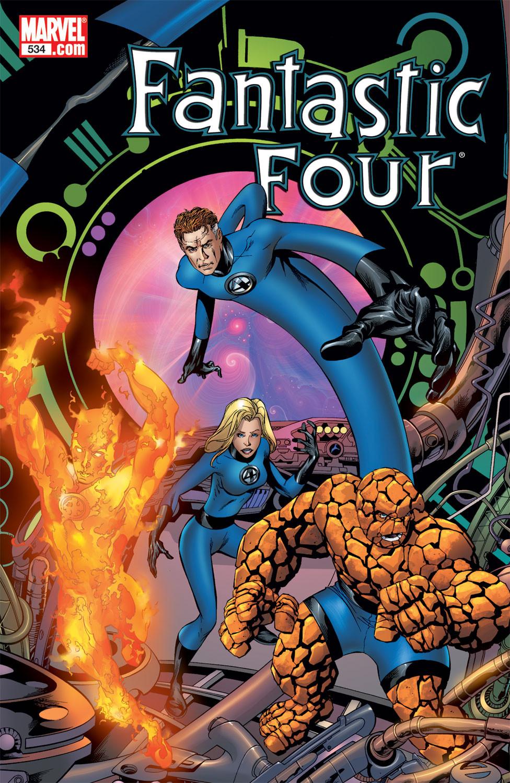 Fantastic Four Vol 1 534