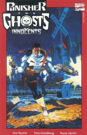Punisher Ghosts of Innocents Vol 1 2