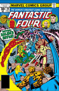 Fantastic Four Vol 1 186