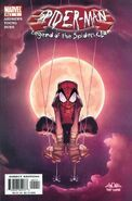 Spider-Man Legend of the Spider-Clan Vol 1 1