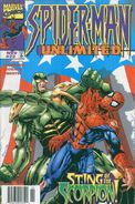 Spider-Man Unlimited Vol 1 22