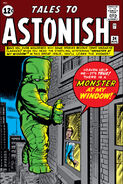 Tales to Astonish Vol 1 34
