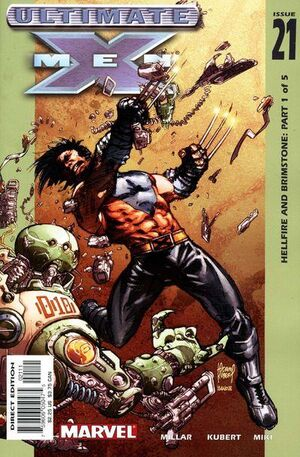 Ultimate X-Men Vol 1 21