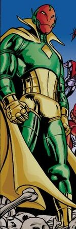 Vision (Earth-70395) Avengers Vol 3 42