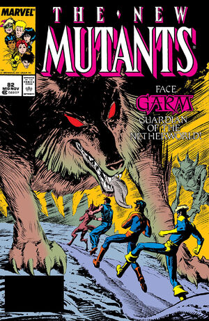 New Mutants Vol 1 82