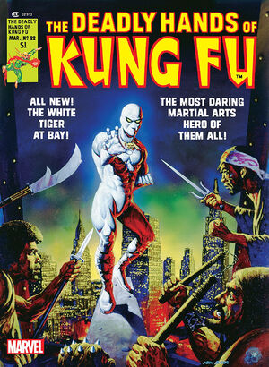 Deadly Hands of Kung Fu Vol 1 22