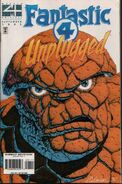 Fantastic Four Unplugged Vol 1 1