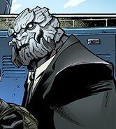 Santo Vaccarro (Earth-616) from Amazing X-Men Vol 2 8