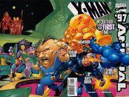 X-Man Annual Vol 1 1997
