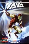 Iron Man Season One Vol 1 1