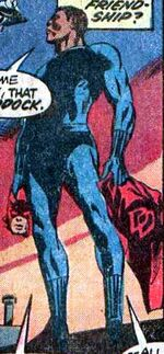 T'Challa (Earth-616) from Daredevil Vol 1 92 0001